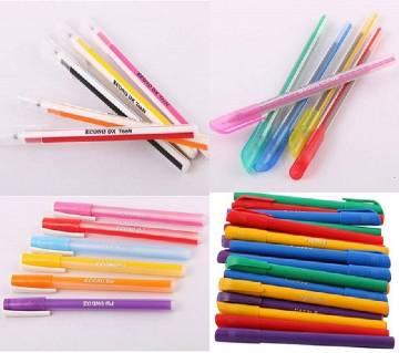 Econo Ball Pen (TCDC) Combo Pack 46 Pieces of Ball Pen