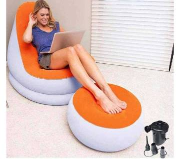2 in 1 Air Bed Arm Chair