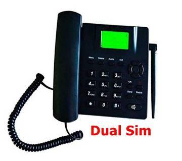 DUAL SIM SUPPORTED GSM ফোন সেট