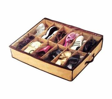 SHOES UNDER SPACE - Shoe Organizer