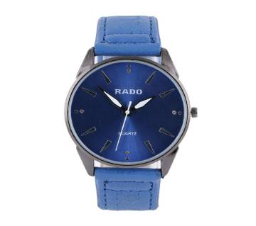 Analog Wrist Watch for Men-Blue