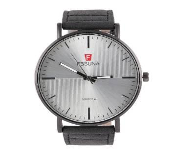 Analog Wrist Watch for Men-White