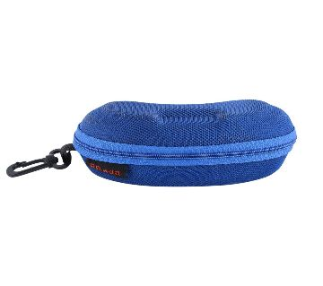 Sunglasses and Glasses Travel Box with Zipper System