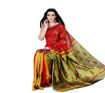 Multi Color Silk Sharee
