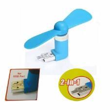 Mini Portable USB Fan - 1 pc