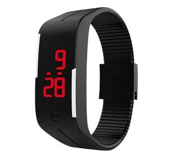 Waterproof LED Sports Watch