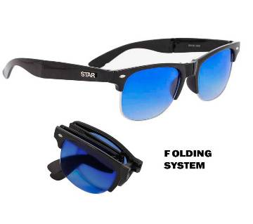Browline Folding Sunglasses for Men
