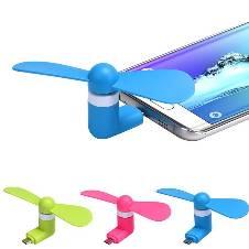 পোর্টেবল USB মিনি ফ্যান (১টি)