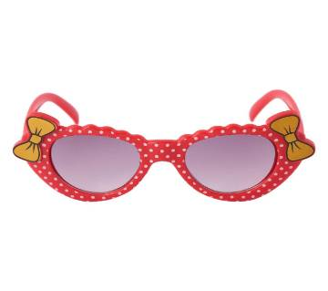 Smart Red Sunglasses For Kids