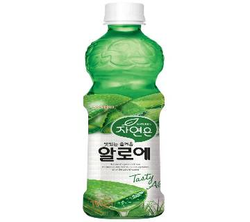 Woongjin	Zaiyeonun Aloe Juice - Pet 500 ml