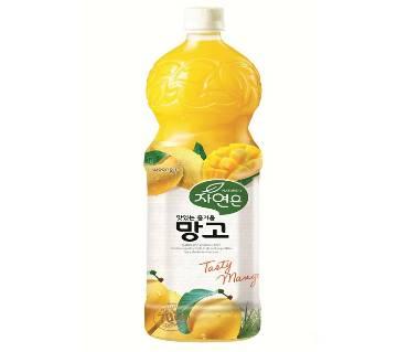 Woongjin Zaiyeonun Mango Juice - Pet 1.5 L
