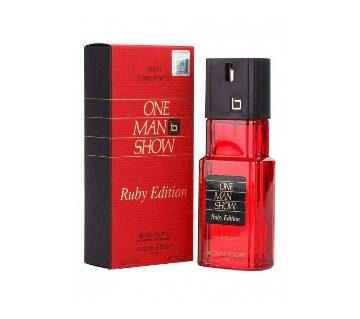 One Man Show Ruby Edition Perfume for men- France