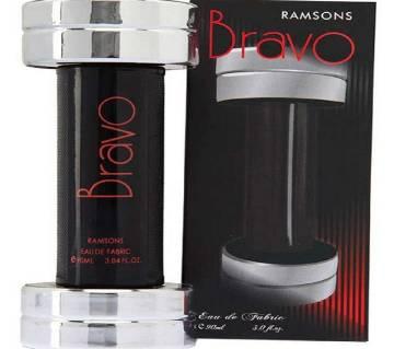 Ramsons Bravo Eau de Parfum - 90ml France