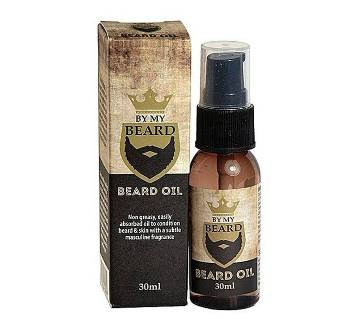 By My Beard অয়েল - 30ml UK