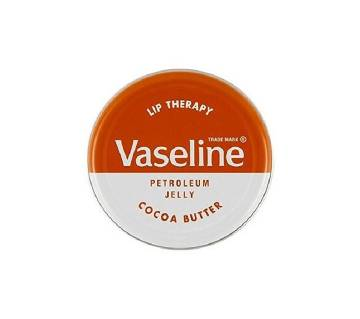 Vaseline Lip Therapy With Cocoa Butter Petroleum Jelly (UK)