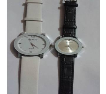 Bariho couple wrist watch combo