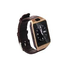 Smart Watch SIM & Bluetooth Supported -Golden