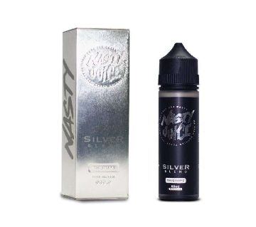 Nasty Juice Tobacco Series সিলভার ব্লেন্ড ই লিকুইড 60 মিলি