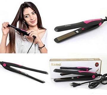 Kemei Km328 Hair Straightener