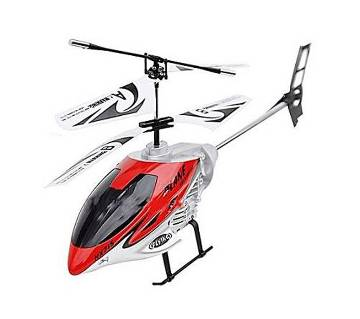 Remote Control Helicopter - White And Red