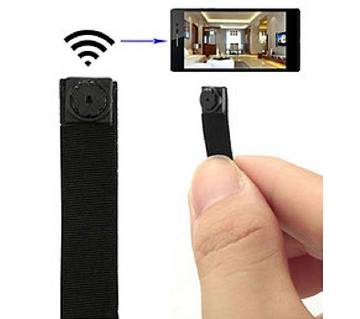 Mini Spy Hidden Camera 5 MP - Black