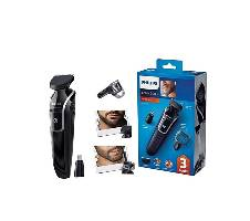 Philips QG3320 Beard Trimmer – Black বাংলাদেশ - 6407422