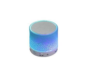 LED Light Mini Bluetooth Speaker - Blue