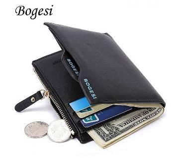 Bogesi Regular Shaped PU Leather Wallet