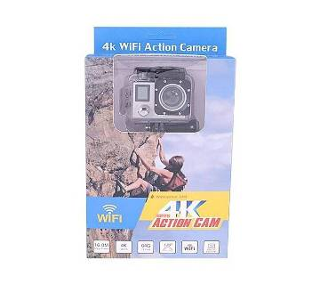4K Wi-Fi Action ক্যামেরা