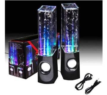 Dancing Water Speaker - White