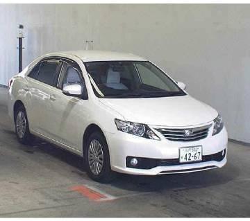 Toyota ALLION G PLUS Pearl 2014