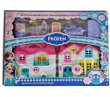Frozen Dream House Toy For Kids