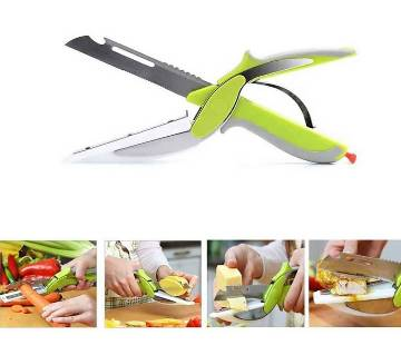 6 in 1 Smart Cutter Knife