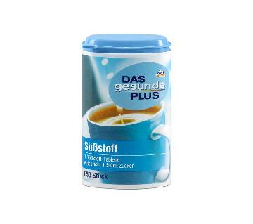 Das Gesunde PLUS Sugar Free sweetener Tablet -650 pcs (Germany)