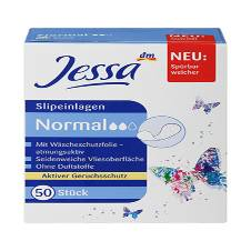 Jessa Panty Liners 50pcs (Germany)