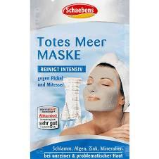Schaebens Effective Dead Sea Mud Mask 15 ml (Germany)