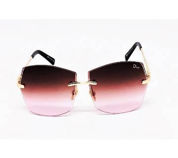 Rimless Sunglasses For Women
