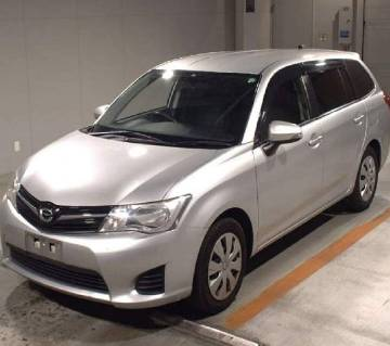 Toyota Fielder - Version 2012