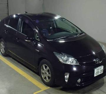 Toyota Prius - Version 2012