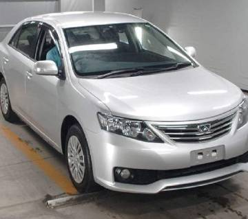 Toyota Allion - Version 2012