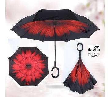 ibrella - এই ছাতাতে পানি জমে থাকে না