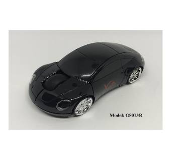 Wireless Car Shape Optical Mouse