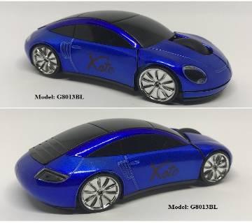 Wireless Car Shape Optical Mouse