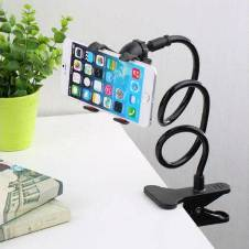 Flexible Long Arms Lazy Bed Desktop Mobile Phone Holder Stand Clip