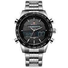 NAVIFORCE NF 9024 Dual mode Wrist watch with date