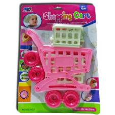Trolley Shopping Cart (Toys)