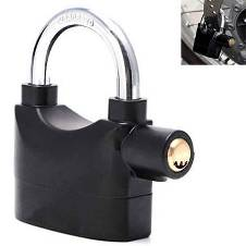 Siren Alarm Lock (Medium)