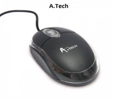 A.Tech OP1100 USB অপটিক্যাল মাউস