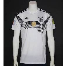 Germany Half Sleeve Home Jersey - World cup 2018 (Copy)