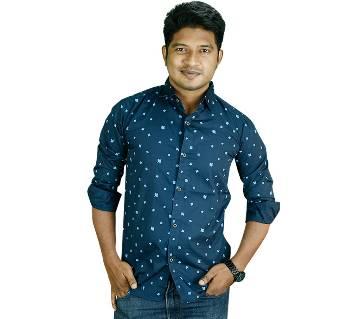 Royel blue shirt for Man